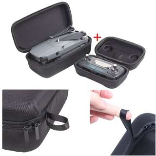 2 in 1 Drone and Remote Controller RC Protective Case Storage Bag Box For Dji Mavic Pro Drone Accessories