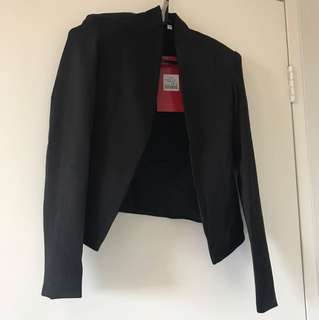 Live clothing - crop blazer