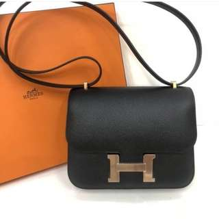 Authentic Hermes Constance 18