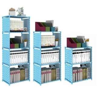 特平簡約書架($98包送貨)(鞋櫃書枱廚櫃雜物櫃儲物櫃組合櫃衣櫃書架書櫃收納櫃