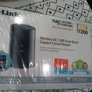 D-Link AC1200 new