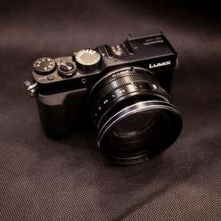 🚚 Panasonic DMC-LX100