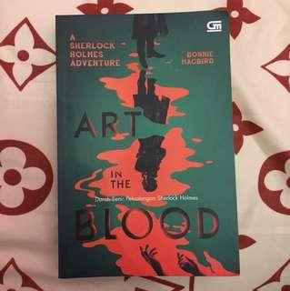 Sherlock Holmes Art in The Blood-Bonnie Macbird