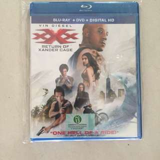 """Selling """"XXX Return Of Xander Cage"""""""