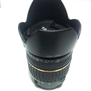 Tamron 18-200mm for Canon EFs