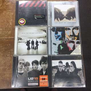 U2 collection