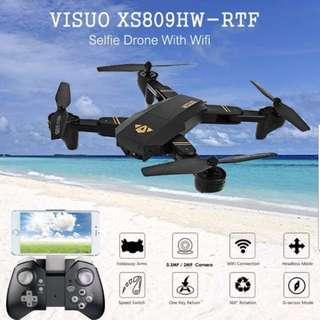 Visuo XS809HW - RTF