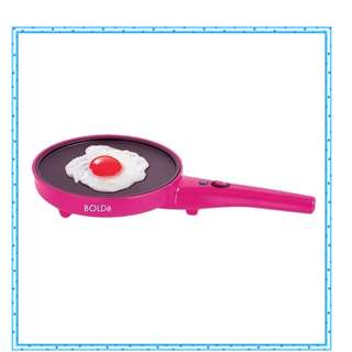 Magic Pan Bolde Alat Masak Crepe Maker Elektrik Popcorn
