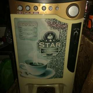 Auto coffee machine