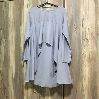 Grey Women's Blouse