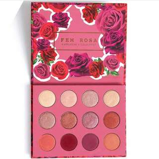 [READY STOCK] Colourpop SHE FEM ROSA Eyeshadow Palette