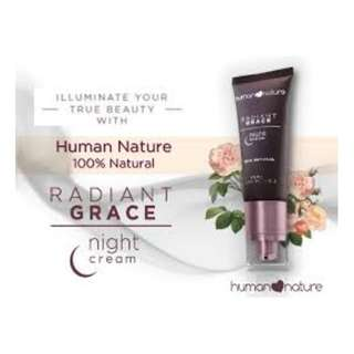 Human Nature 45 g Radiant Grace Night Cream