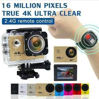 F60R Action Camera