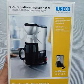 Waeco Portable Coffee Maker