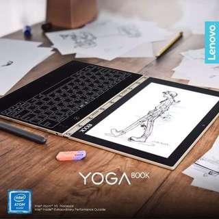 Lenovo YogaBOOK Computer Tablet Complete