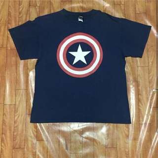 Kaos Film Captain America