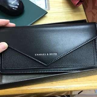 (現貨代購)Charles & Keith Long wallet
