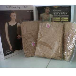 baaju pelangsing NATASHA SINGLE DOUBLE Kozuiii Slimming Suit