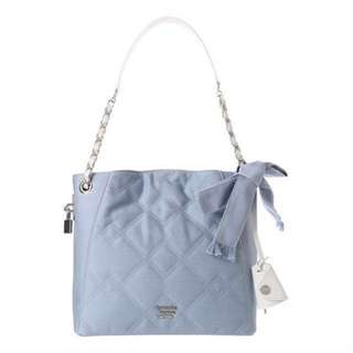 Samantha Thavasa 2way Denim Shoulder Bag