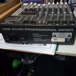 DSP echo professional Mixer
