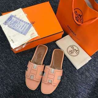 Hermes Sandals/ Step in