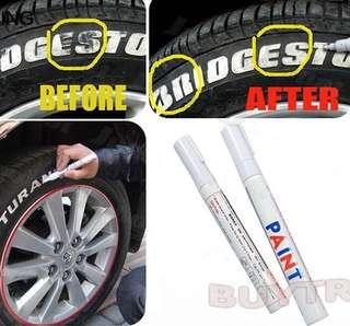 *NEW!* - Motorbike Tyre Marker Toyo Paint Markers Tyre Pen
