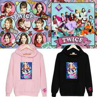 Preorder - TWICE Candy Pop Hoodie (size s-3xl) exc.pos