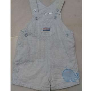 0-3M Baby Overall/Jumper