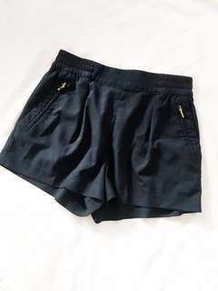 Zara Basic Black short