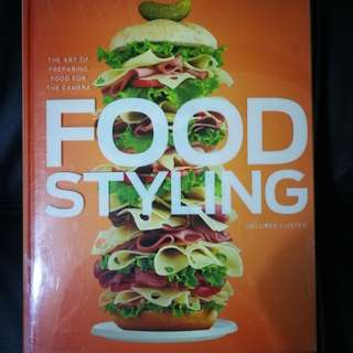 Food Styling Book By Delores Custer