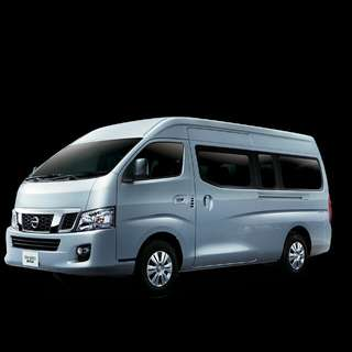 All NEW NISSAN NV350 URVEN HIGHT-ROOF/SUPER LONG /14 SEAT  /CBU JAPn