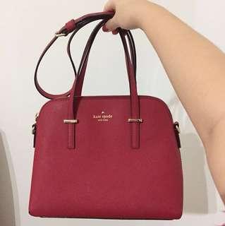 Kate Spade Bag - Saffiano Leather