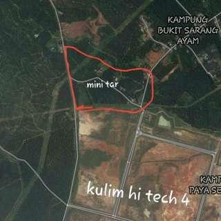Tanah Bersebelahan Kulim Hitech Park