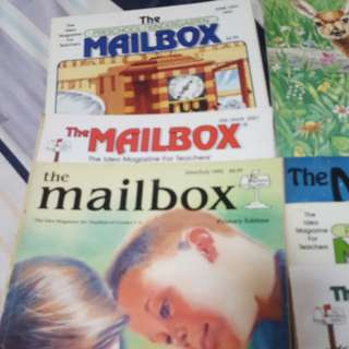 The Mailbox Magazine for Teachers