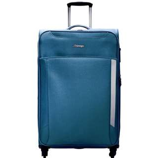 AIRWAYS 4 WHEELS SPINNER SOFTCASE LUGGAGE ATS5913 - 28 inches