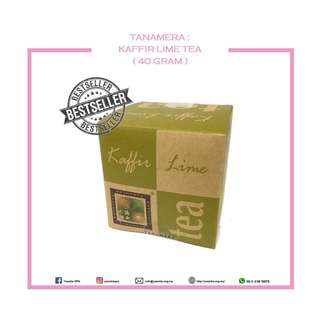 TANAMERA : KAFFIR LIME TEA