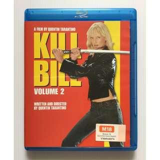 Kill Bill: Volume 2 Blu Ray