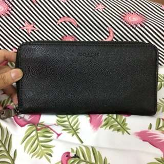 (re-price) Coach Wallet Original