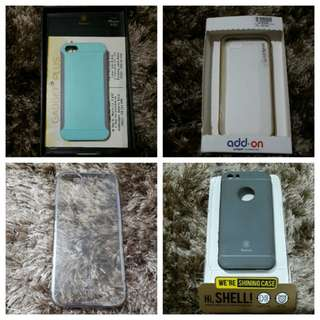 Casing Iphone 5 (4 Pcs)
