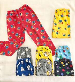 Boy's 100% Cotton Printed Pajamas