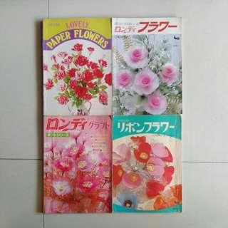 Ondori, Lovely Paper Flowers
