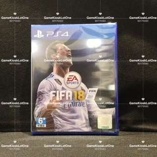 PS4 FIFA 18 (R3)
