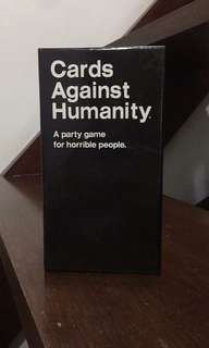 AUTHENTIC CARDS AGAINST HUMANITY