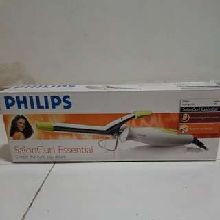 Philips Hair Curler/Straightener