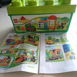 Preloved Lego Duplo box set