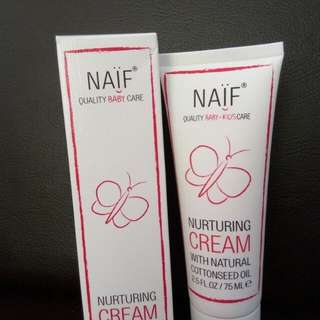 Nurturing Cream NAIF Care