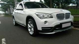 BMW X1 S drive 1.8 AT tahun 2015 Pajak Oktober 2018