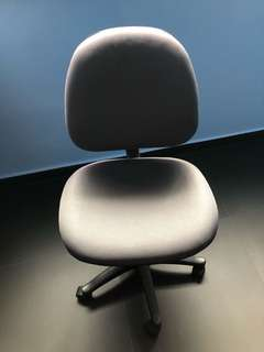 Computer table chair