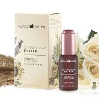 Human Nature 30ml Overnight Elixir