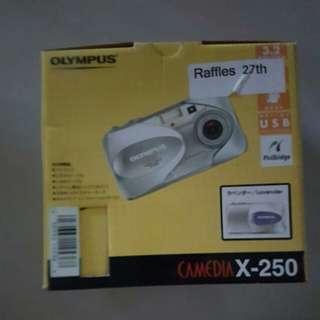 Olympus Digital Camera (Camedia X-250)